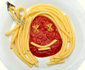 אוכל לילדים
