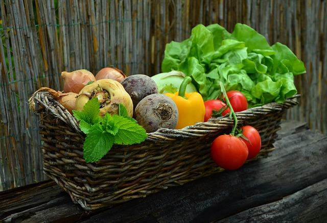 ירקות מיובשים
