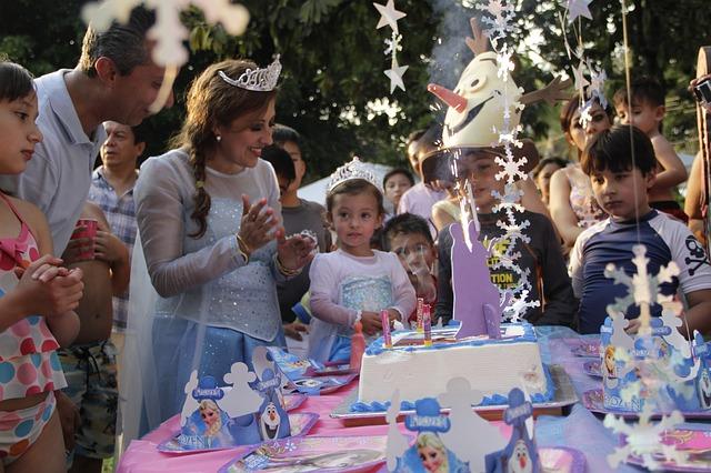יום ההולדת של הילדים