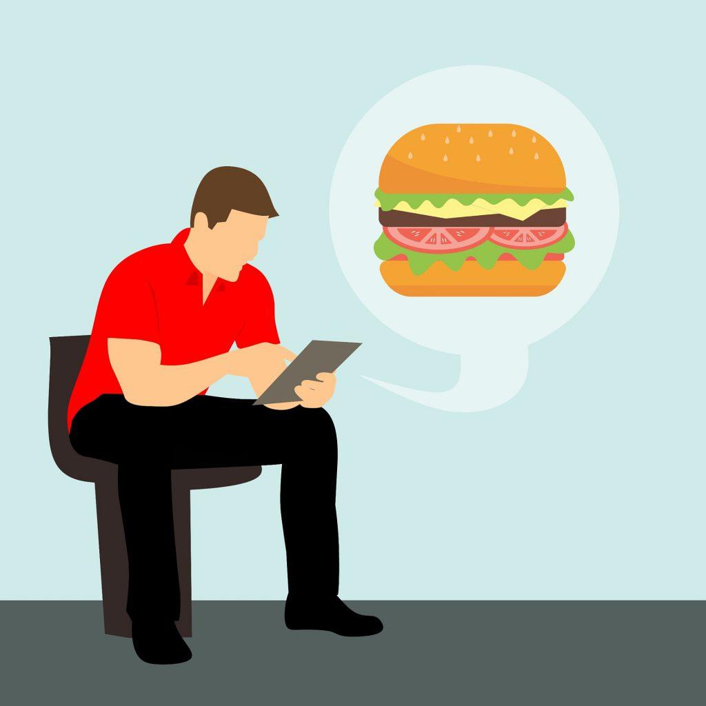 הפיצויים המוסכמים- לאיחור במשלוח אוכל